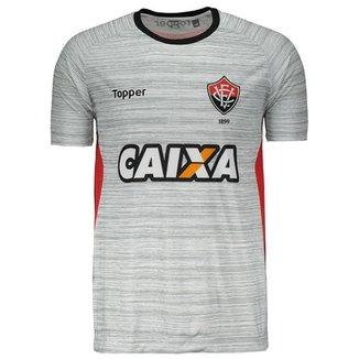 e198291b23 Camisa Topper Vitória Treino 2017 Masculina