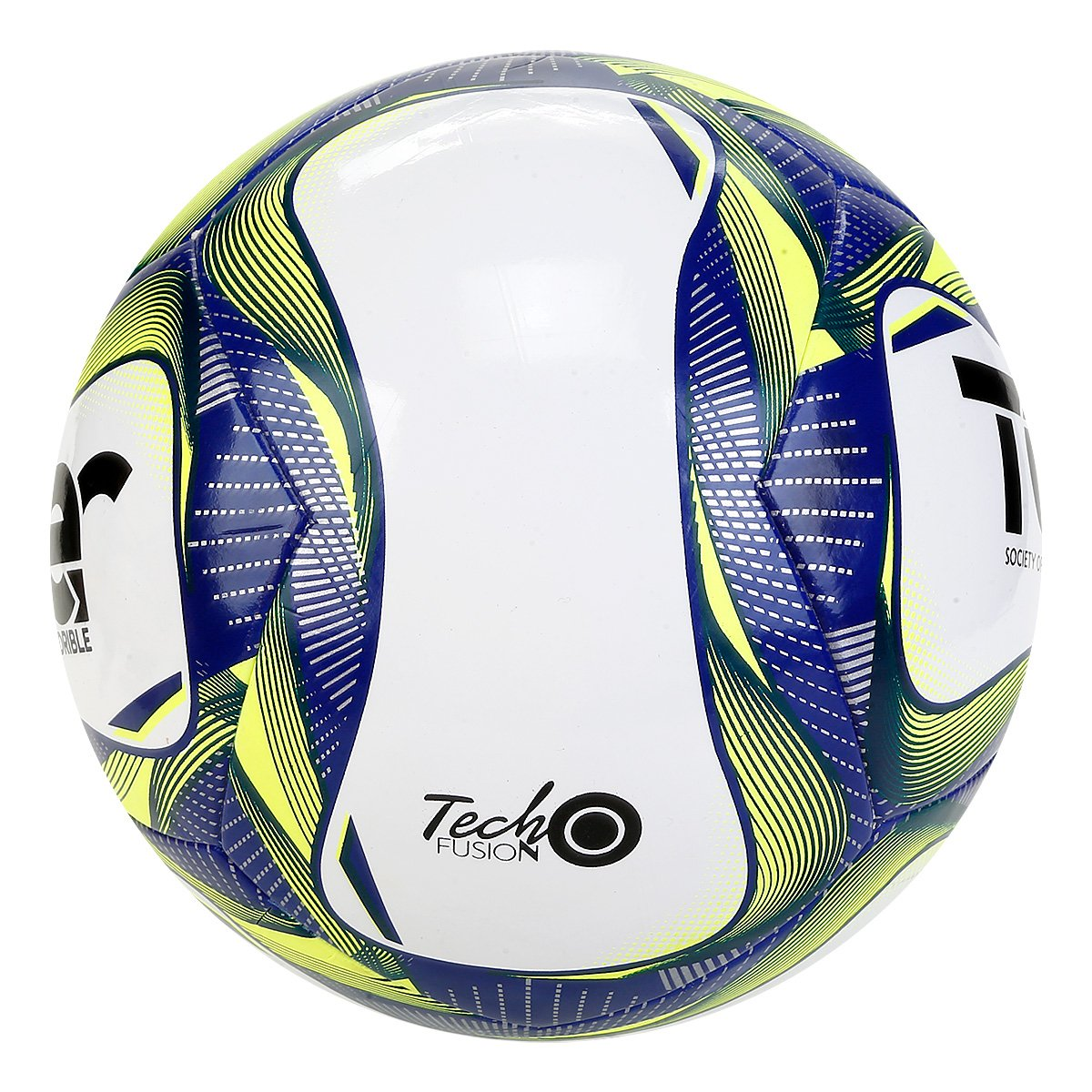 Bola de Futebol Society Topper Drible Tecnofusion - 1