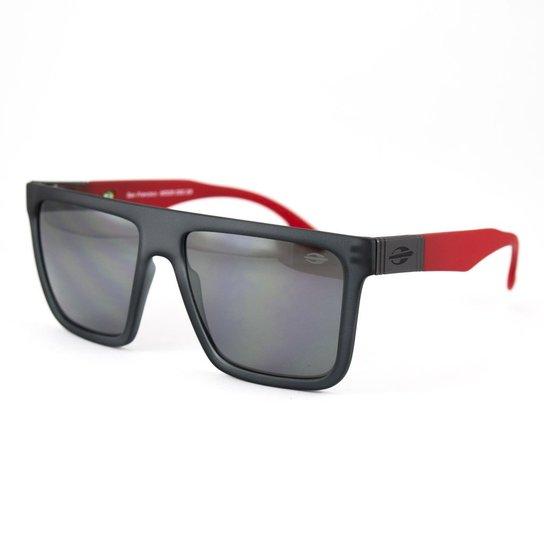 Óculos de Sol Mormaii San Francisco Fosco - Compre Agora   Netshoes 2d4328bdda