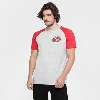 Camiseta New Era NFL Division San Francisco 49Ers 91d4452d50240