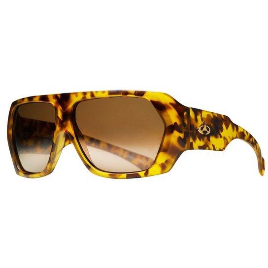 002f86bb51bf4 Óculos de Sol Evoke Amplidiamond Blonde Turtle Gradient - Amarelo+Preto