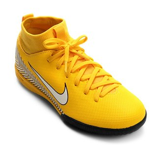 Chuteira Futsal Infantil Nike Mercurial Superfly 6 Academy 47f5cdb457236