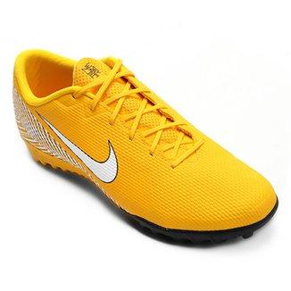 Chuteira Society Nike Mercurial Vapor 12 Academy Neymar TF Masculina d8cb11538524f