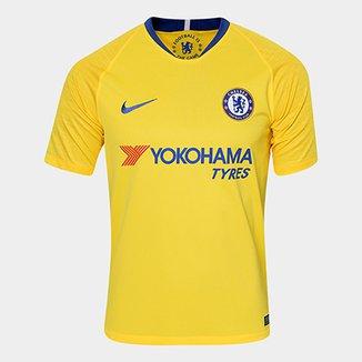 Camisa Chelsea Away 2018 s n° - Torcedor Nike Masculina 1249f974f8f76