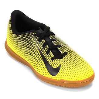 bf8da4817e Chuteira Futsal Infantil Nike Bravata II IC