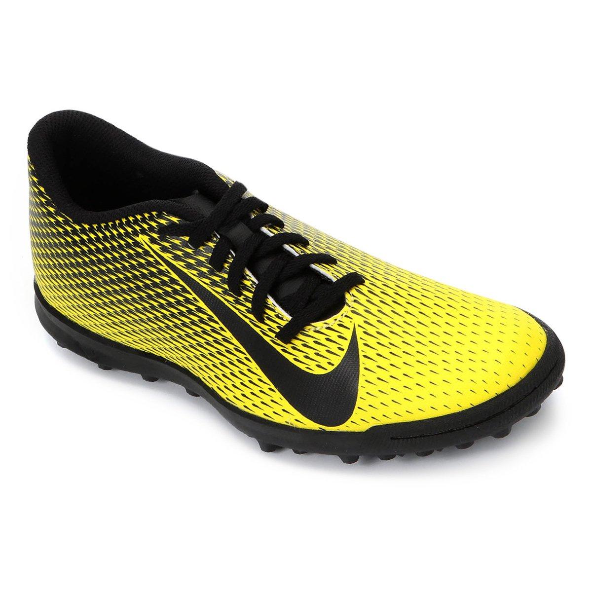 Chuteira Society Nike Bravata II TF 1e4c83f9ae369