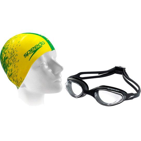 c35aff25e Kit Natação Óculos Hydrovision e Touca - Compre Agora