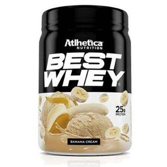 651cf1773 Best Whey 450g - Atlhetica Nutrition