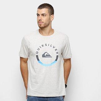 6a123d7c6a8a3 Camiseta Quiksilver Slab Waves Masculina