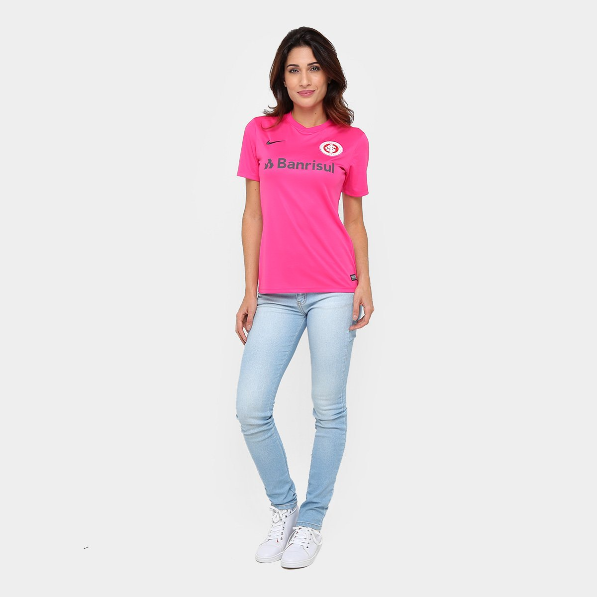 Camisa Internacional Nike Feminina
