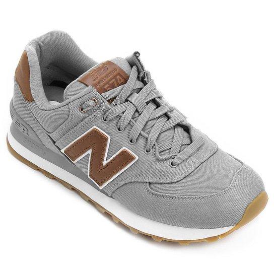56b3b15e447 Tênis New Balance 574 Masculino - Compre Agora