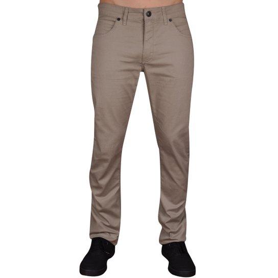 30eb4de7e Calça Oakley Essentials 5 Pockets - Cinza Claro