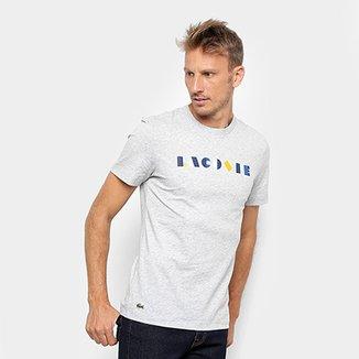 19392b7d05c Camisetas Lacoste Masculinas - Melhores Preços