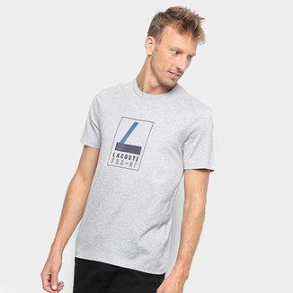 48c274dcb2c Camisetas Lacoste Masculinas - Melhores Preços