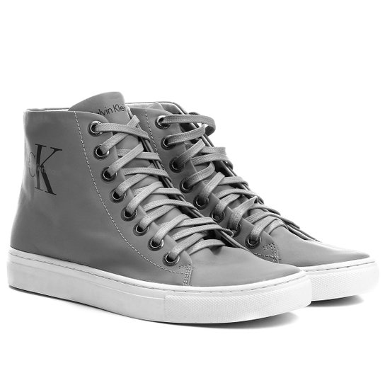 Tênis Calvin Klein Alto LM - Compre Agora   Netshoes 797ccc1088
