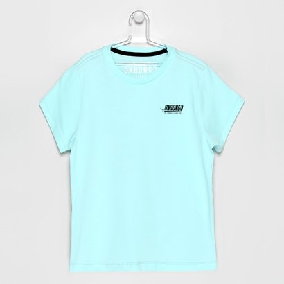 Camiseta Onbongo Básica Infantil