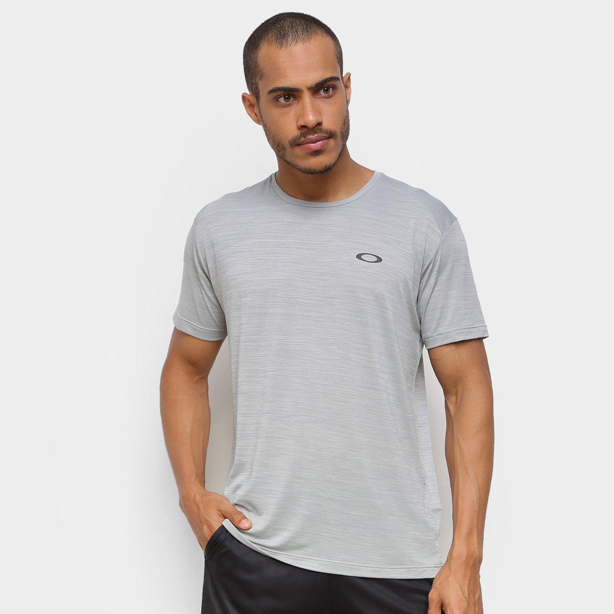 Camiseta Oakley Trn Vapor Essential Masculina