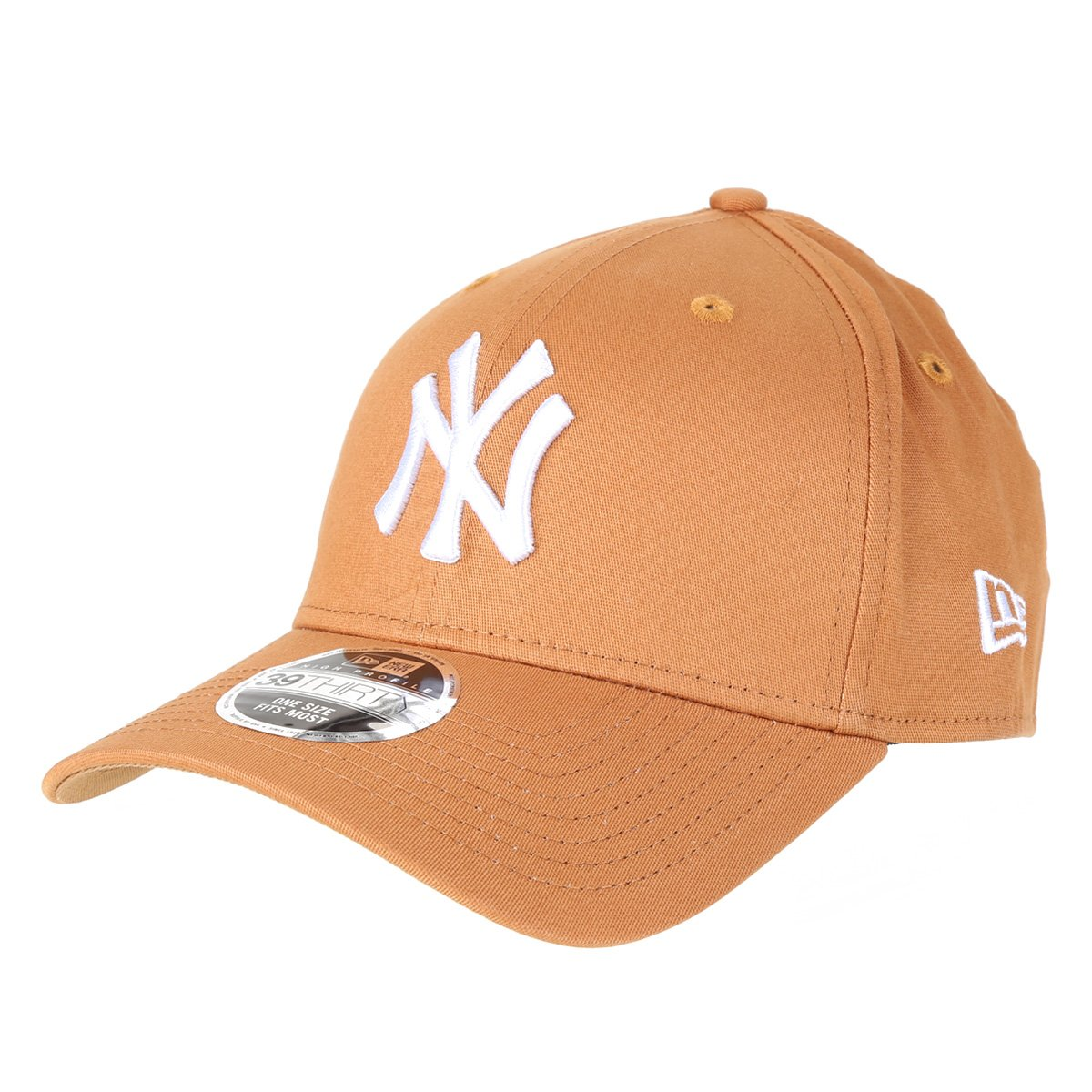Boné New Era MBL New York Yankees Aba Curva 39Thirty