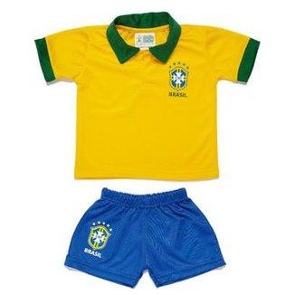 b38fbbb1734b7 Compre Uniforme de Time de Futebol Com 18 Pecas Completo Online ...