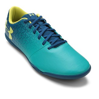 aa87e80466 Chuteira Futsal Under Armour Select