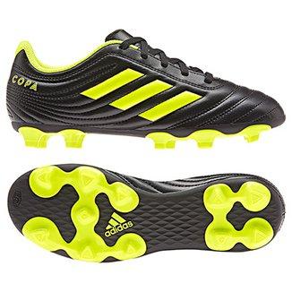 e482894fc4 Chuteira Campo Infantil Adidas Copa 19 4 FG