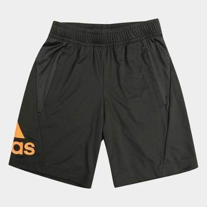 Bermuda Infantil Adidas Tr Eq Kn Yb Masculina