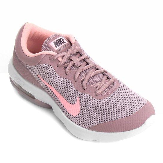 05b0f7d3a18 Tênis Nike Air Max Advantage Feminino - Rosa Claro - Compre Agora ...