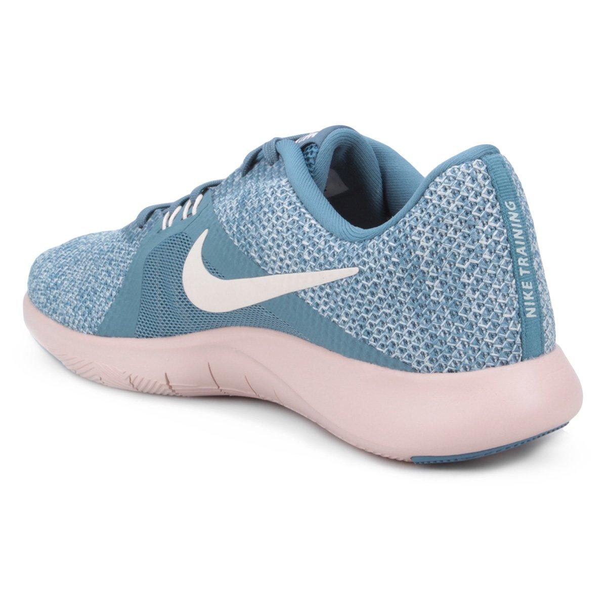 Tenis Nike Flex Trainer 8 Feminino Tam 35 Shopping Tudoazul