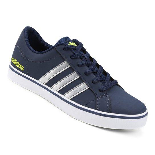 c5063cff7df Tênis Adidas Pace Vs Masculino - Azul e amarelo - Compre Agora ...