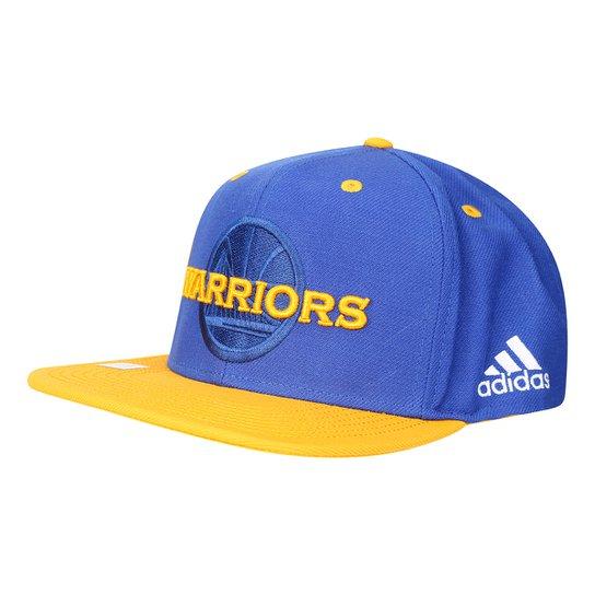 Boné Adidas Golden State Warriors Aba Reta - Compre Agora  93fdfbe8fb2