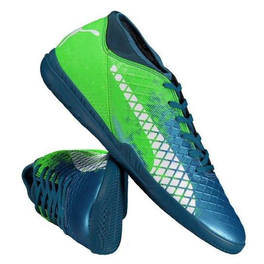 Chuteira Puma Future 18.4 IT Futsal Masculina - Compre Agora  306a9fc0785f9