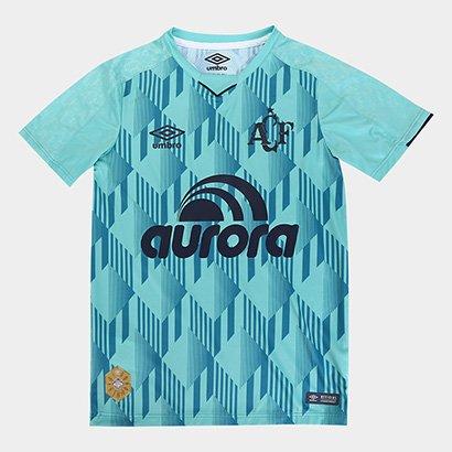 Camisa Chapecoense Infantil III 19/20 s/n° - Torcedor Umbro