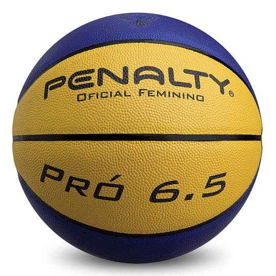 1342f4da0 Bola Basquete Penalty 6.5 Feminina - Azul+amarelo