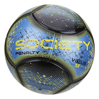 Bola de Futebol Society Penalty Virus VIII 60be4aef256dd