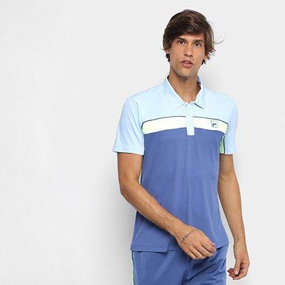 Camisa Polo Fila Soft Masculina