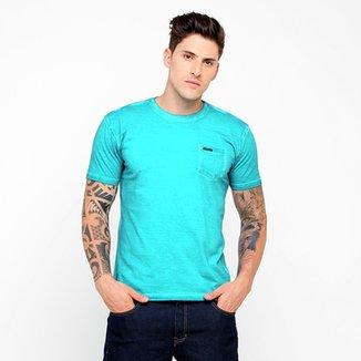 2b3a9f75c93ba Camiseta Oakley Basic Washed