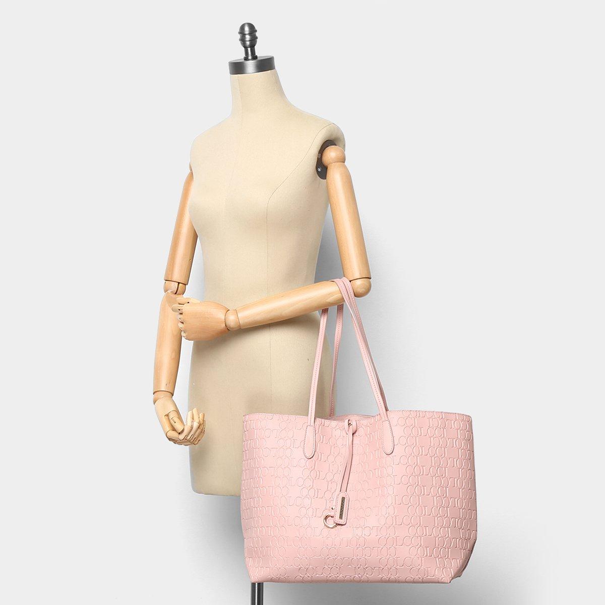 94f8caee0 Foto 2 - Bolsa Colcci Tote Shopper Feminina