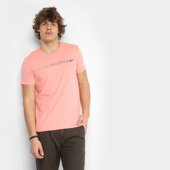 267f6bb958f Camiseta Ellus Cotton Fine Originals Asa Classic Masculina - Compre ...