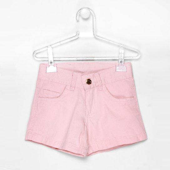 4b7aeb63e Short Infantil Lilica Ripilica Sarja Básico - Compre Agora   Netshoes