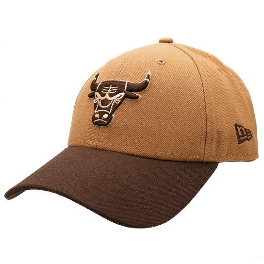 Boné New Era NBA 940 Hc Sn Panama Tan Chicago Bulls - Compre Agora ... 115c72a8ad2