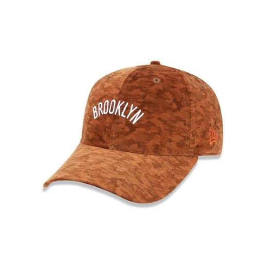 Boné 940 Brooklyn Nets NBA Aba Curva Snapback New Era - Compre Agora ... dfb7e008b79