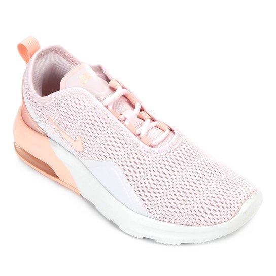 713dbcddd Tênis Nike Wmns Air Max Motion Feminino - Rosa Claro | Netshoes