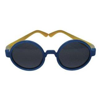 Óculos de Sol Khatto Infantil Baby Round 54a02d1e02