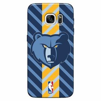 567cb5189ad77 Capinha de Celular NBA Memphis Grizzlies - Samsung Galaxy S7