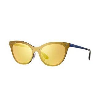 75a2d5115 Óculos de Sol Ray-Ban Blaze RB3580N