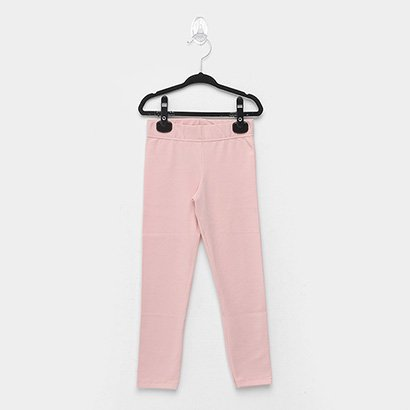 Calça Legging Infantil Elian Cotton Confort