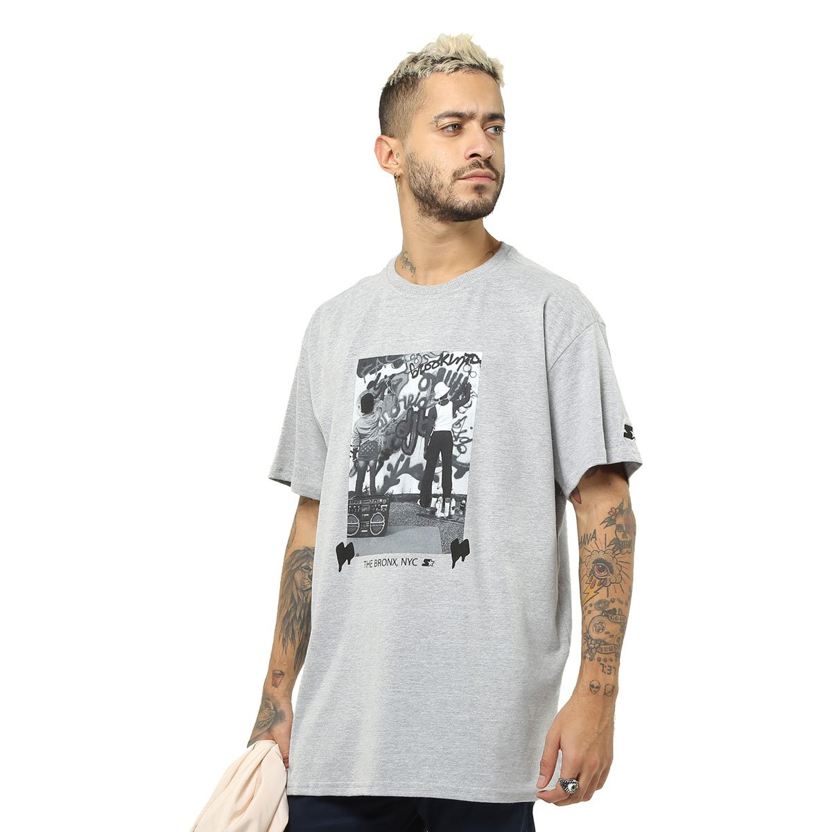 Camiseta Starter Kids Bronx II