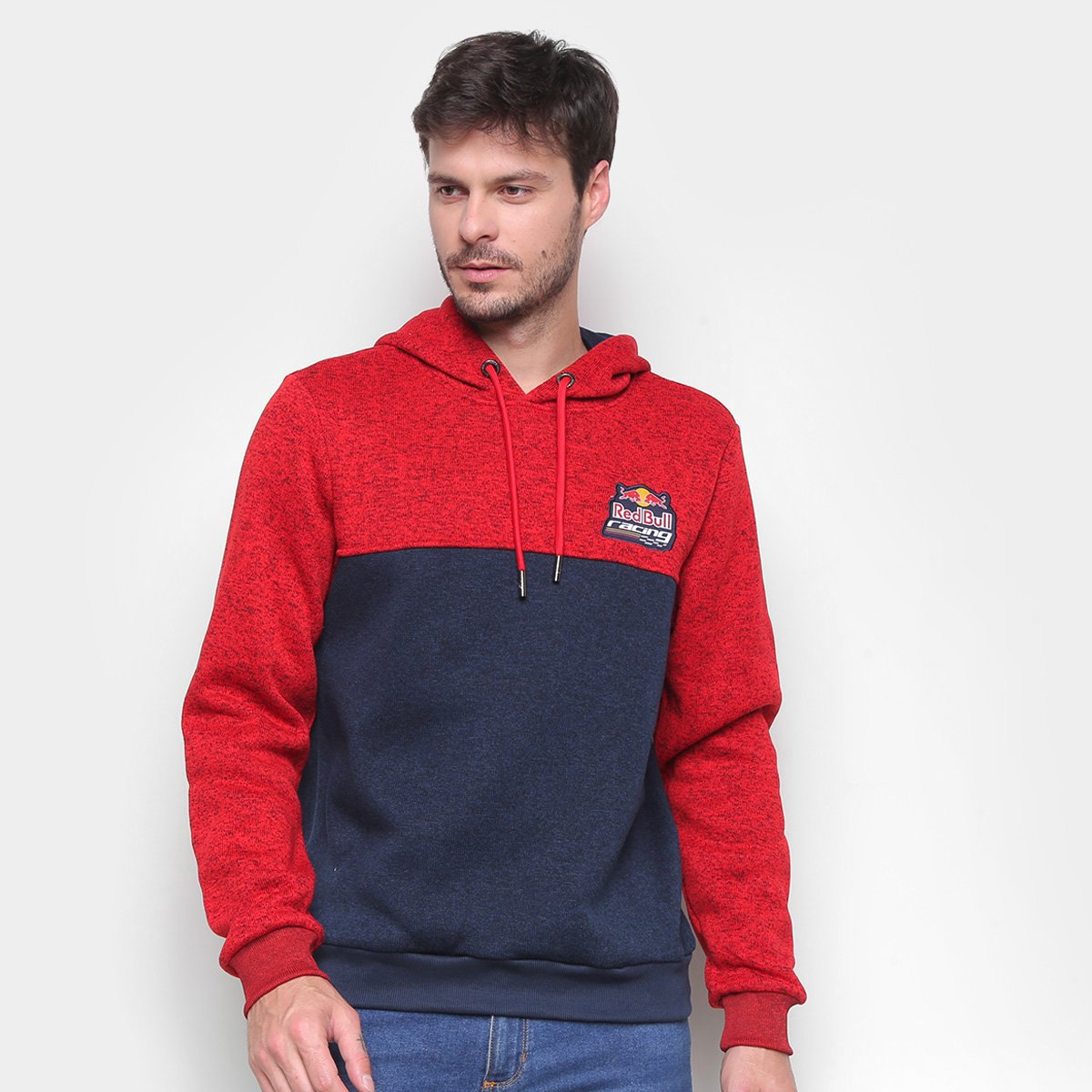 Moletom Red Bul Tricotton Racing Masculino