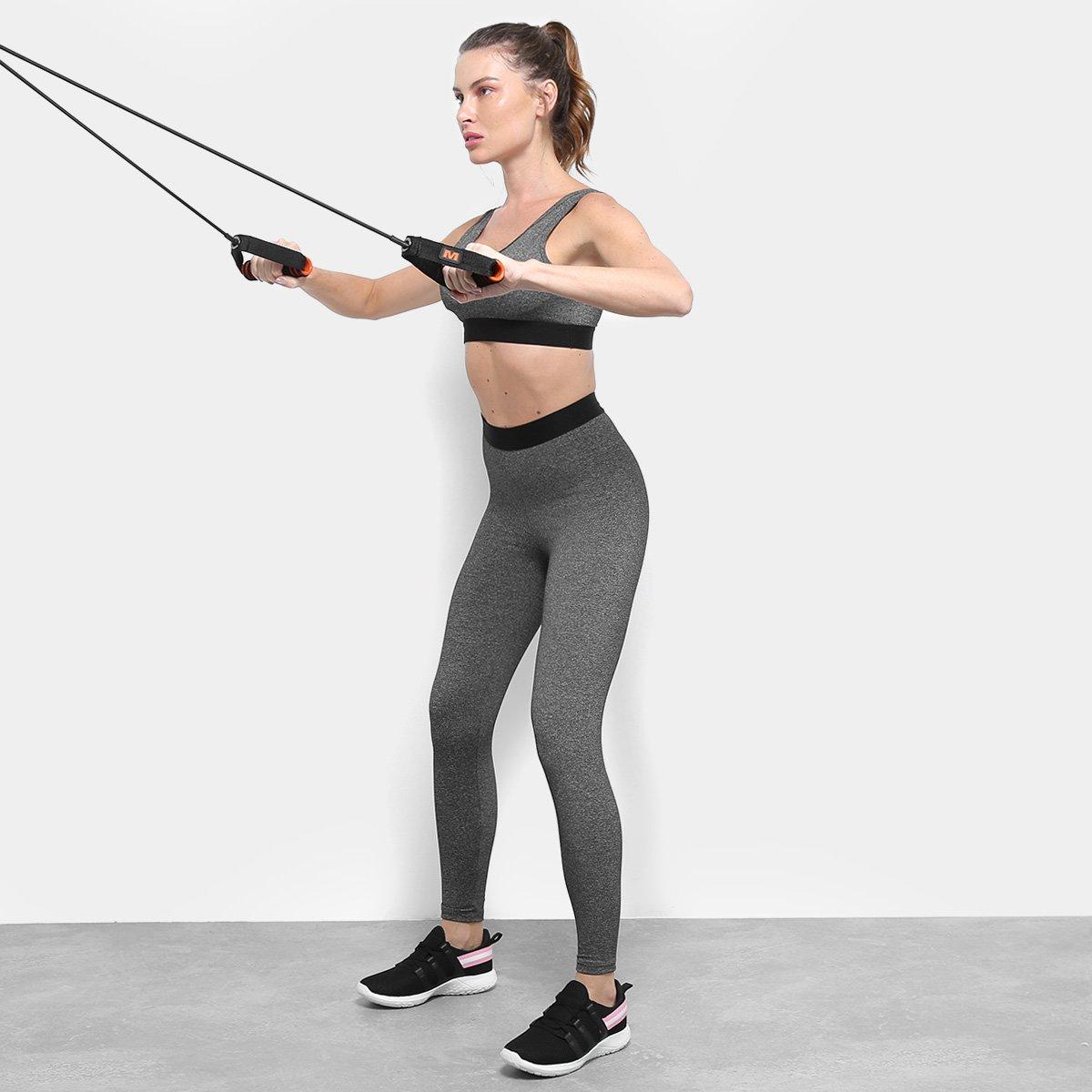 Calça Legging Gonew Basic Workout Feminina - Tam: M - 2