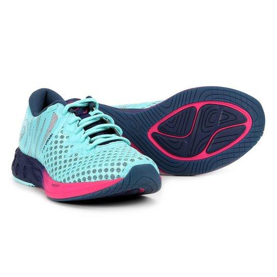 Tênis Asics Noosa FF 2 Feminino - Azul e Roxo - Compre Agora  af09eaaa066df